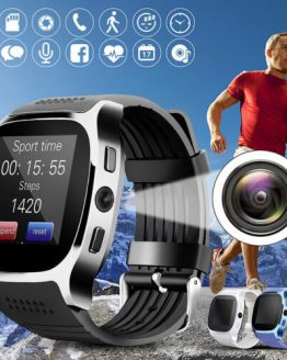 Touch Screen Smart Watch dz09 With Camera Bluetooth